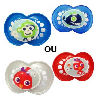 Mam Sucette +18 mois anatomique Silicone Duo