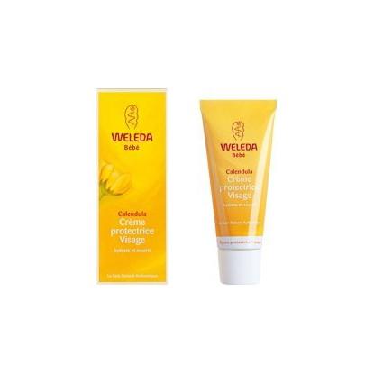 Crème protectrice Visage Weleda Bébé 50ml