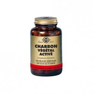 Solgar Charbon végétale Active