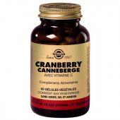 Solgar Cranberry (canneberge) Gélules Végétales