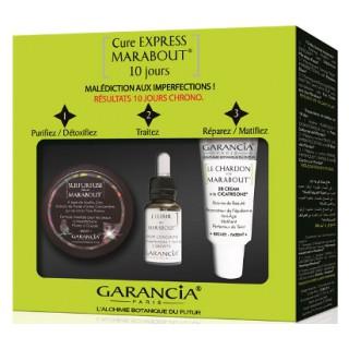 Garancia Cure express Marabout 10 j coffret