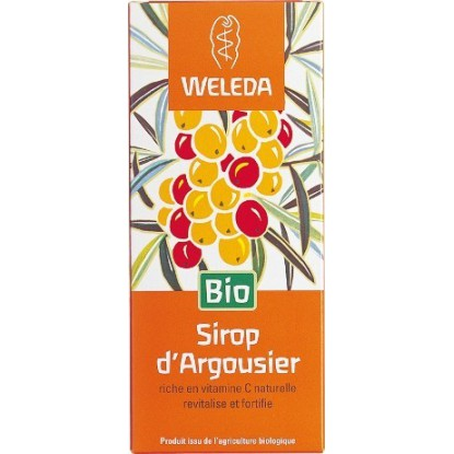 Sirop d'Argousier Weleda 200ml