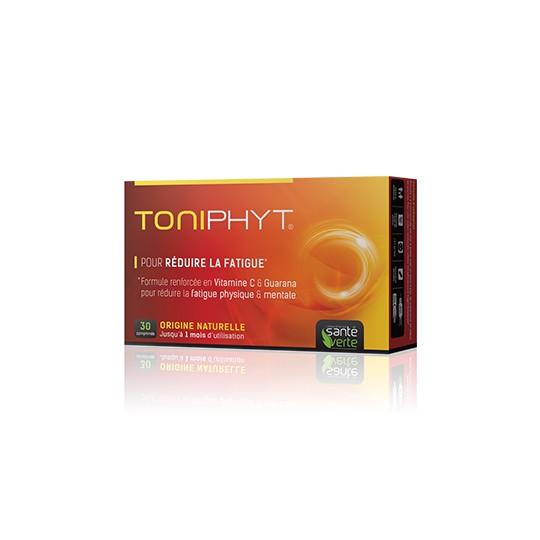 Toni'phyt Boite de 30 Comprimés - sante verte
