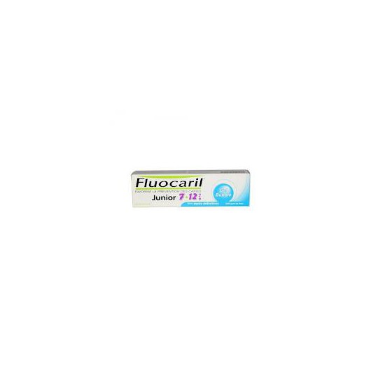 Fluocaril Dentifrice Junior 7/12 Bubble gum