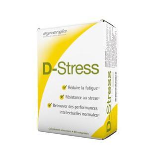 D-Stress boite de 80 Comprimés