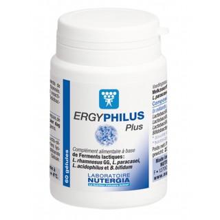 Ergyphilus Plus 60 Gélules Nutergia
