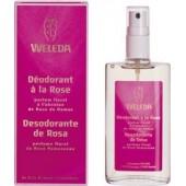 Déodorant à la Rose Weleda 100ml