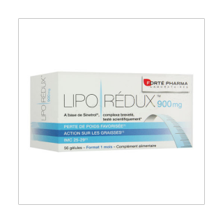 Liporedux 900mg bte 56 Forte Pharma
