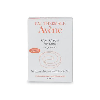 Avène cold cream pain surgras