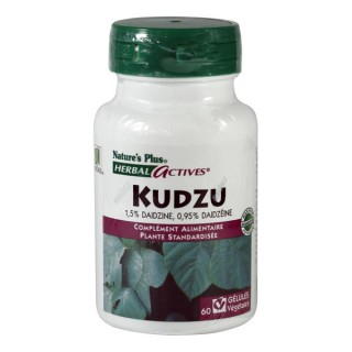 Kudzu Herbal active 60 gélules -Nature's plus