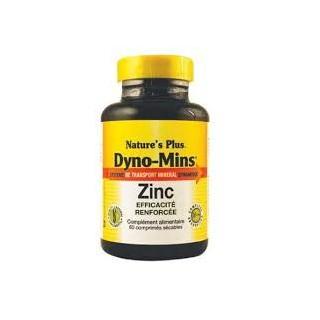 DYNO-MINS ZINC 50mg Nature's Plus