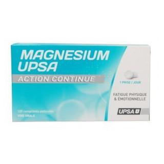 Magnésium Upsa Action Continue 60 comprimés