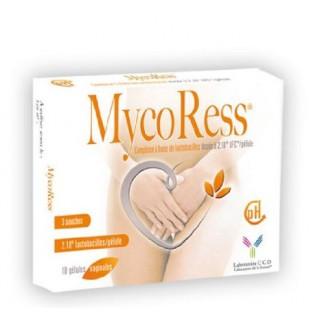 Mycoress boite de 10 gélules
