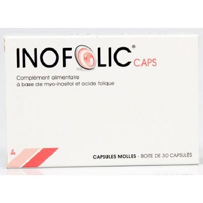 Inofolic 30 Capsules
