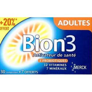 Bion 3 Adult 30+7 tabs