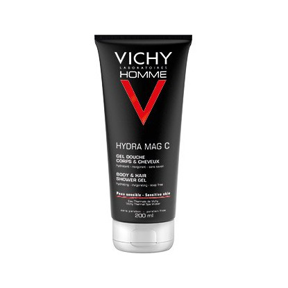 Vichy Homme Hydra Mag C Gel Douche