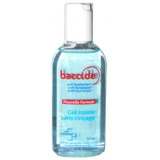 Baccide gel mains 75ml