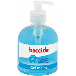 Baccide gel mains 300ml