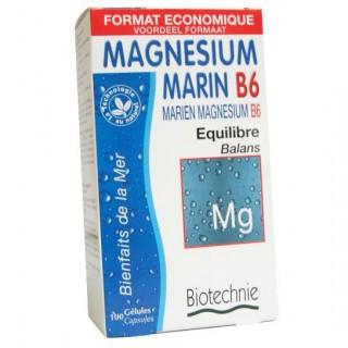 Biotechnie Magnésium marin b6 lithothamne - 100 gélules