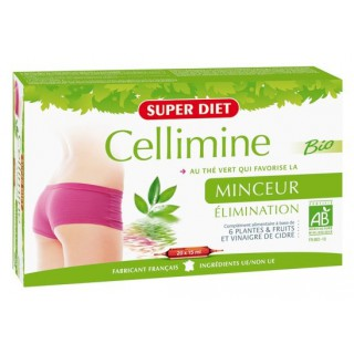 Cellimine bio 20 ampoules Super diet