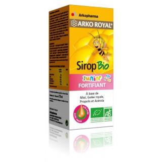 Arko royal Sirop Bio Juniors Fortifiant 140 ml