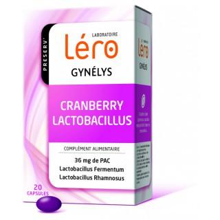 Lero Gynélys 20 Caps