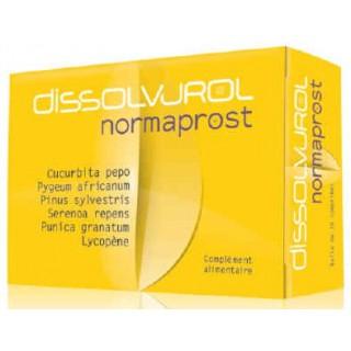 Normaprost 30 comprimés Dissolvurol