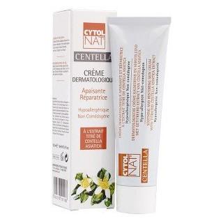 Cytolnat Centella Crème Apaisante et Réparatrice 100ml