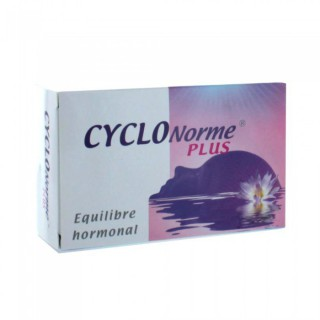 Cyclonorme Plus 60 gélule