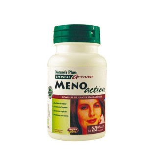 Nature's plus Meno action 60 gélules