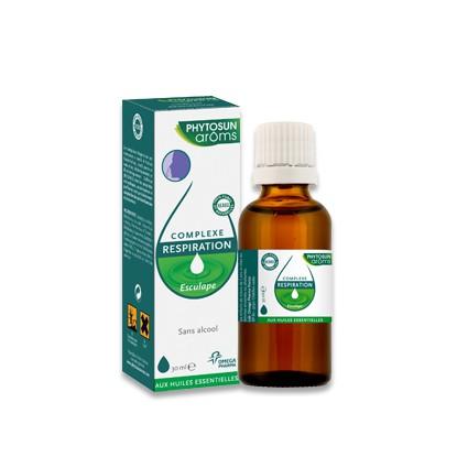 Phytosun aroms Complexe Respiration Flacon de 30 ml
