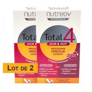 Nutreov Total 4 Jour et Nuit 2x30 comprimés