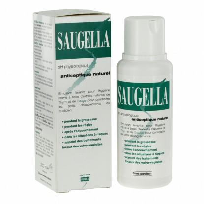 Saugella Solution Antiseptique Flacon  250ml
