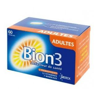 Bion 3 Adult 60 tabs