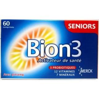 Bion 3 Seniors - 60 comprimés
