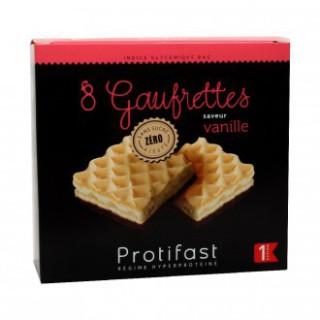 Protifast Gaufrettes Vanille x8