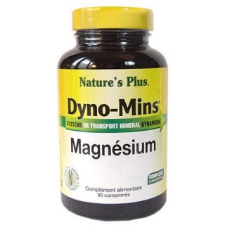 Nature's Plus Dyno-Mins Magnésium