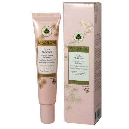 Sanoflore Rosa Angelica velouté peau normale à sèche 40ml