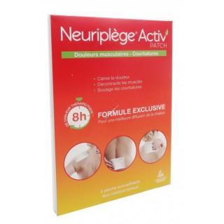 Neuriplège Activ' Patch Douleurs 2 Patchs