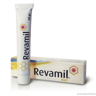 Revamil Gel Miel Pur 100% Tube 18g