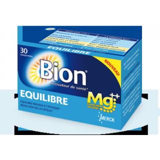 Bion Equilibre Mg 30 comprimés