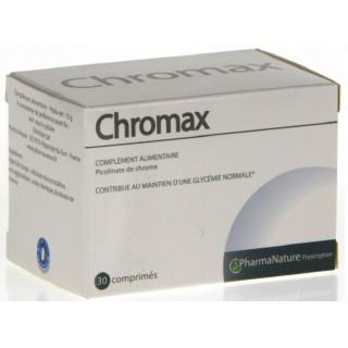 Prescription Nature Chromax boîte 30 comprimés