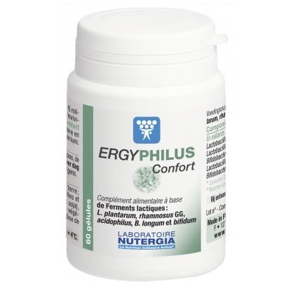 Ergyphilus Confort  60 Gélules Nutergia