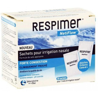 Respimer Netiflow 30 Sachets