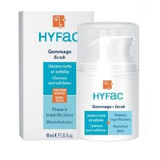 Hyfac Gommage exfoliant 40ml