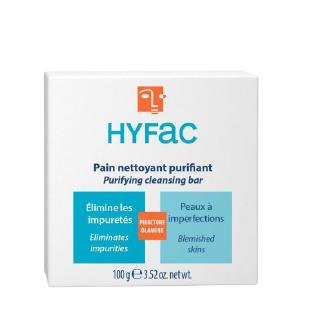 Hyfac Pain nettoyant dermatologique 100 gr