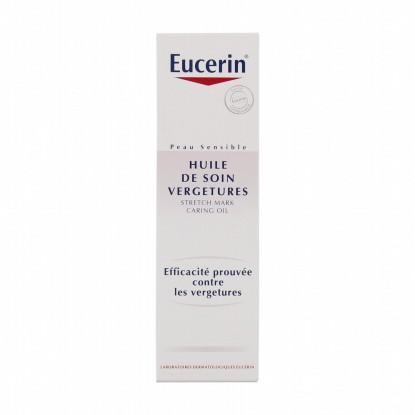 Eucerin huile soin vergeture 125 ml