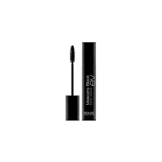Rougj Mascara Black Extra Volume