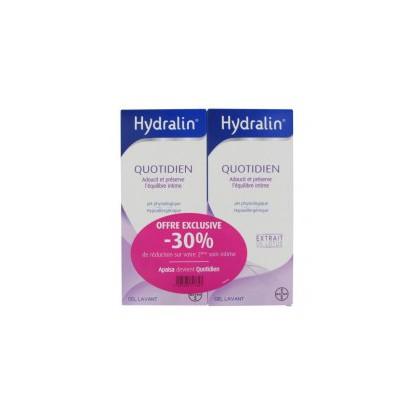 Hydralin Apaisa Savon Liquide 200ml Duo