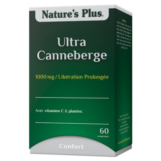 Ultra canneberge 1000mg 30cp Nature's plus